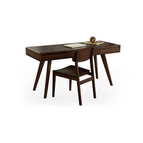 Greenington Currant Writing Desk In Black Walnut