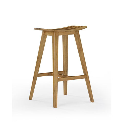 Greenington Eco Ridge Tigris 26 Inch Counter Stool w/Tiger Bamboo - Set of 2