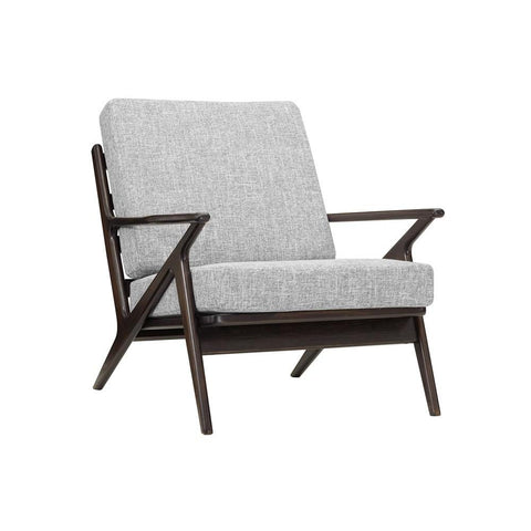 Greenington Logan Lounge Chair, Havana