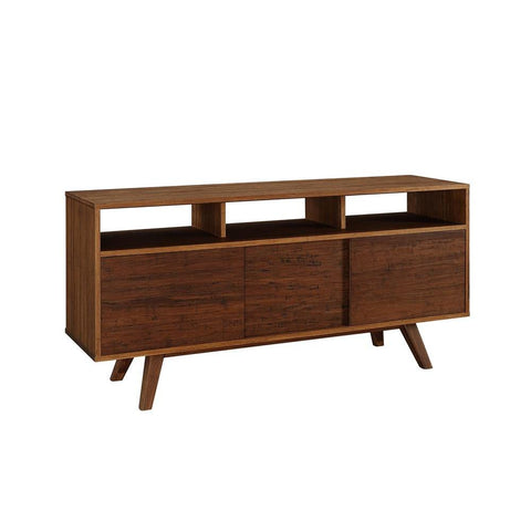 Greenington Sequoia Sideboard Media Cabinet, Distressed Exotic