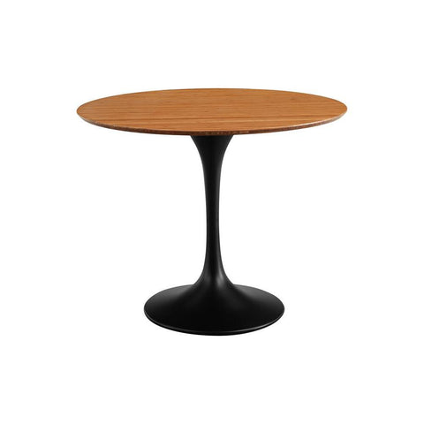"Greenington Soho 36"" Round Table, Amber"