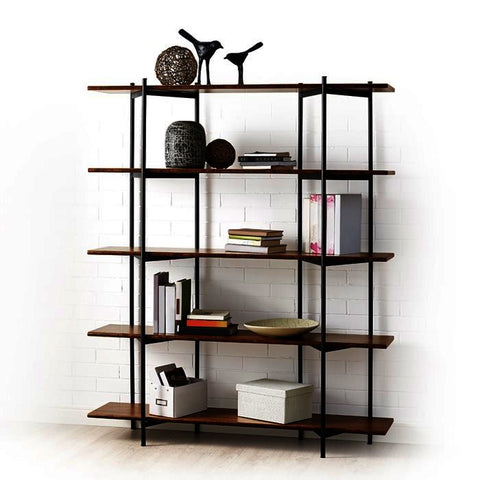 Greenington Studio Line Metal Shelf in Exotic