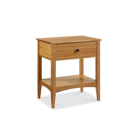 Greenington Willow Nightstand in Caramelized
