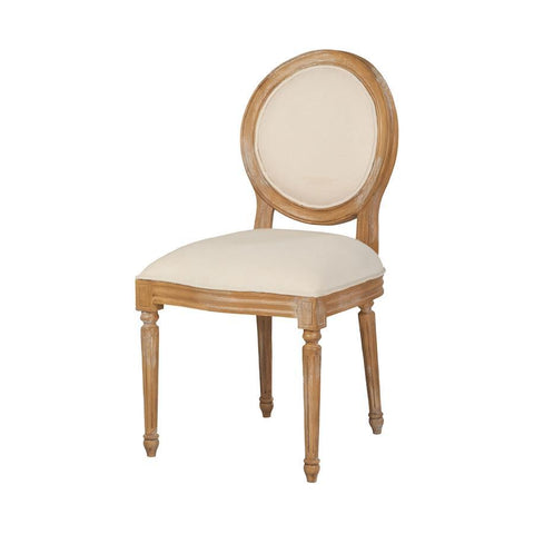 Guild Master 6925302SAS Allcott Side Chair In Sandblasted Artisan Stain