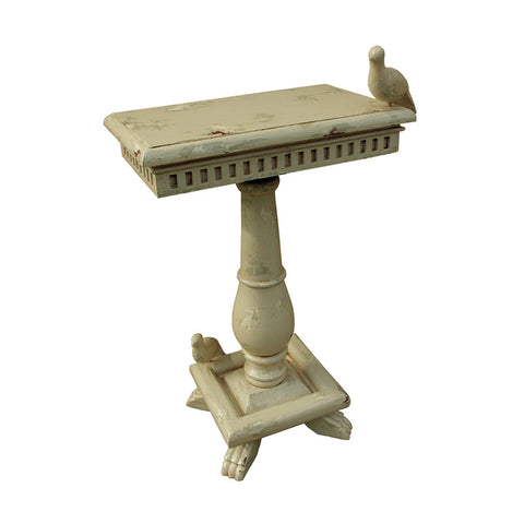 Guild Master Socle Table With Birds 719067CR