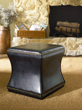 Hammary 090-426 Hidden Treasures Storage Cube in Black