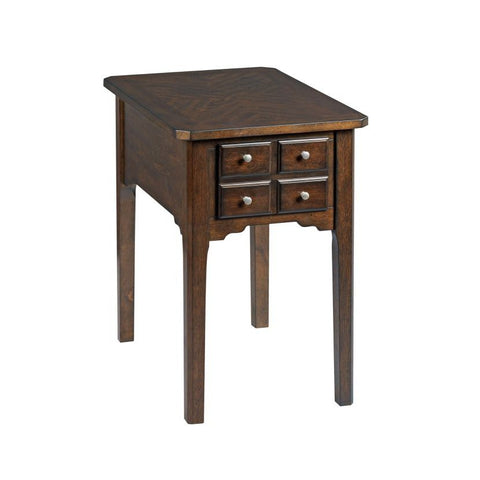 Hammary Arcadia-The Hamilton Chairside Table
