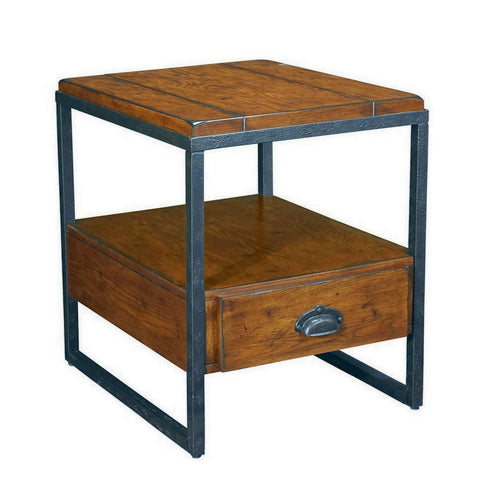 Hammary Baja Drawer End Table