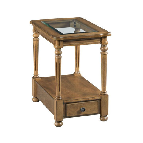 Hammary Candlewood-The Hamilton Chairside Table