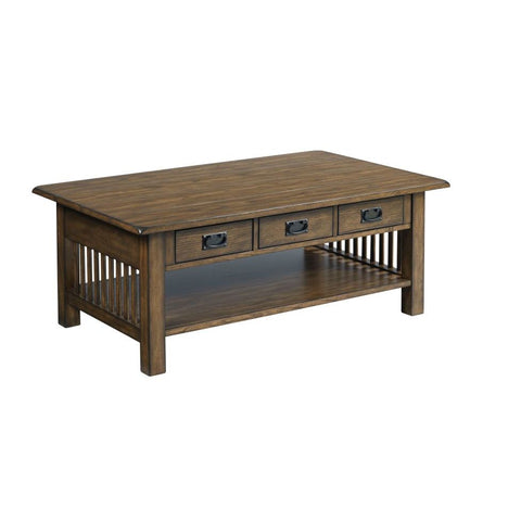 Hammary Canyon II Rectangular Cocktail Table