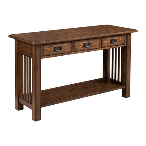 Hammary Canyon II Sofa Table