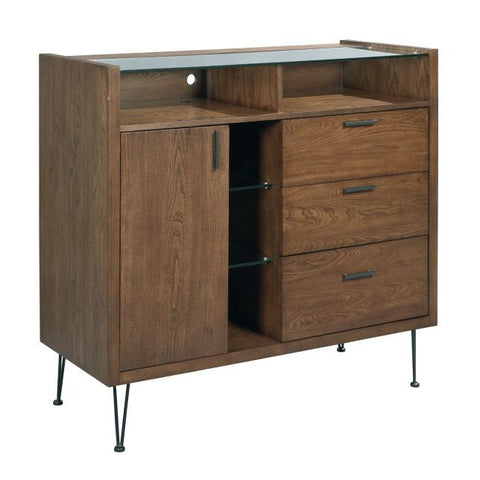 Hammary Dalton Entertainment Console
