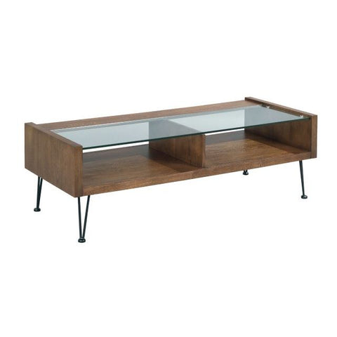 Hammary Dalton Rectangular Cocktail Table