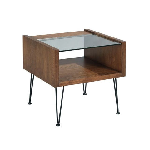 Hammary Dalton Rectangular End Table