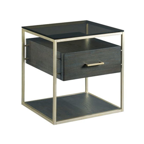 Hammary Essence Rectangular Drawer End Table