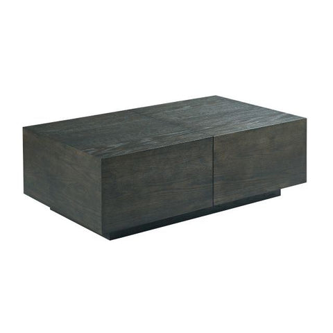 Hammary Essence Rectangular Storage Cocktail Table