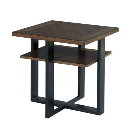 Hammary Franklin Rectangular Accent Table