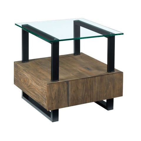 Hammary Fusion Square End Table