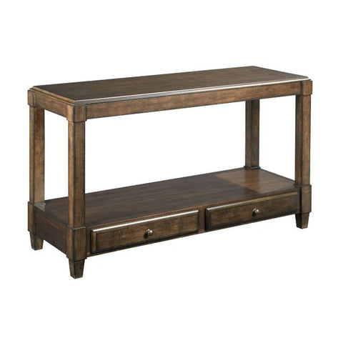 Hammary Halsey Sofa Table
