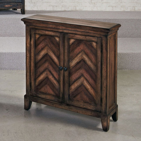 Hammary Hidden Treasures Chevron Chest