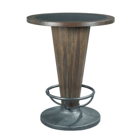 Hammary Hidden Treasures Cone Shaped Pub Table