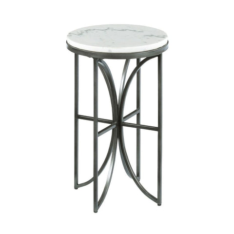 Hammary Impact Small Round Accent Table