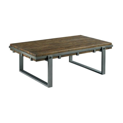 Hammary Intermix Rectangular Cocktail Table