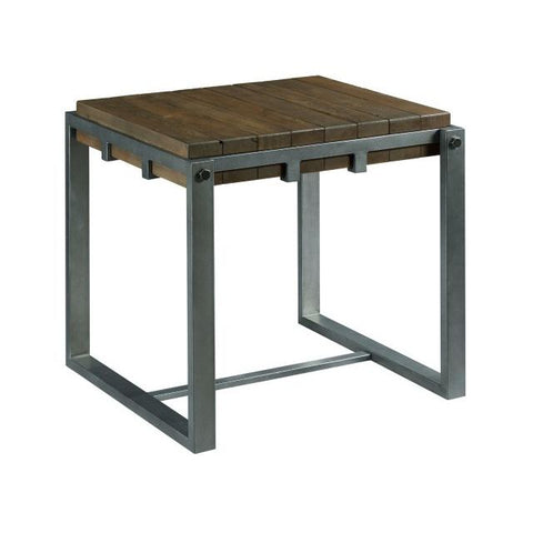 Hammary Intermix Rectangular End Table