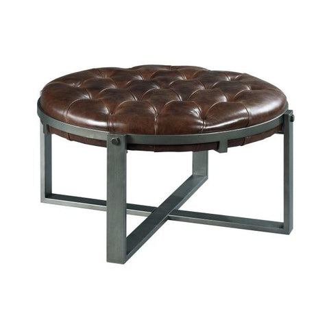 Hammary Intermix Round Cocktail Table