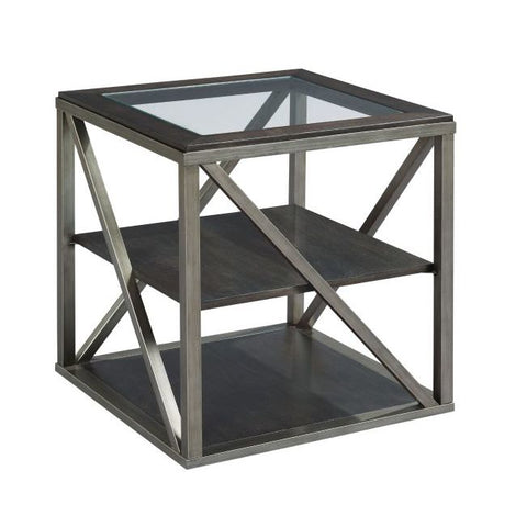 Hammary Jupiter Rectangular End Table