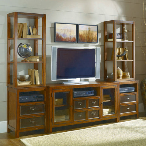 Hammary Mercantile 3 Piece Unit Entertainment Center