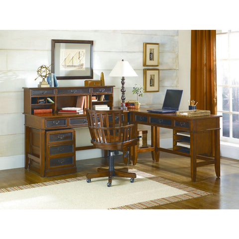 Hammary Mercantile Home Office Desk Set
