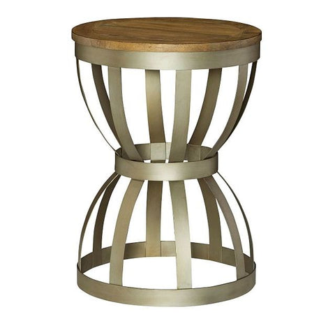 Hammary Modern Theory Round End Table