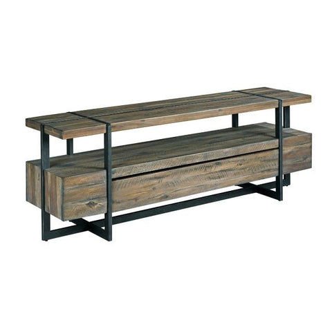 Hammary Modern Timber Entertainment Console