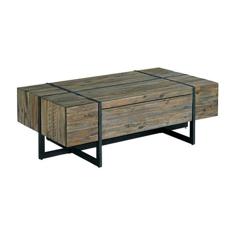 Hammary Modern Timber Rectangular Cocktail