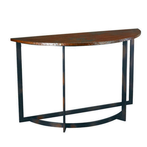 Hammary Nueva Demilune Sofa Table