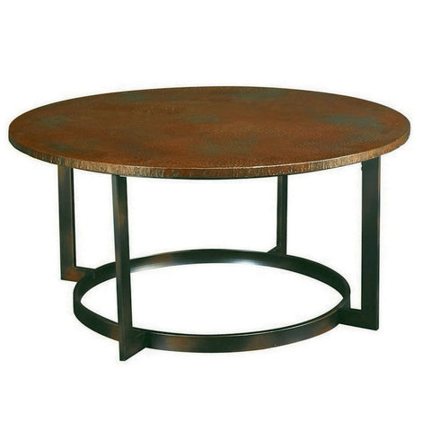 Hammary Nueva Round Cocktail Table