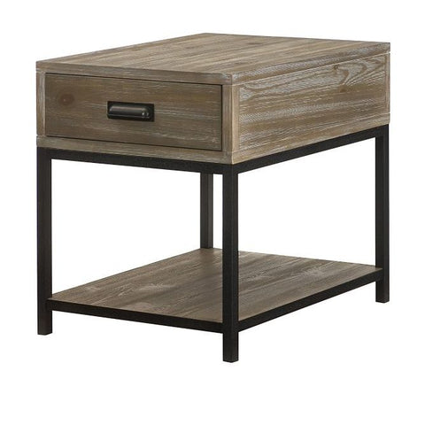Hammary Parsons Rectangular Drawer End Table