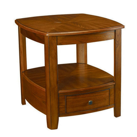 Hammary Primo Drawer End Table
