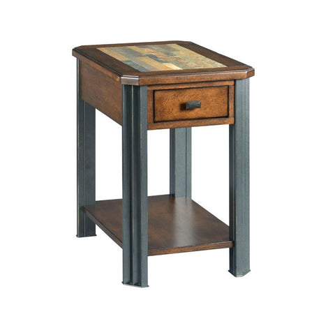 Hammary Slaton-The Hamilton Chairside Table