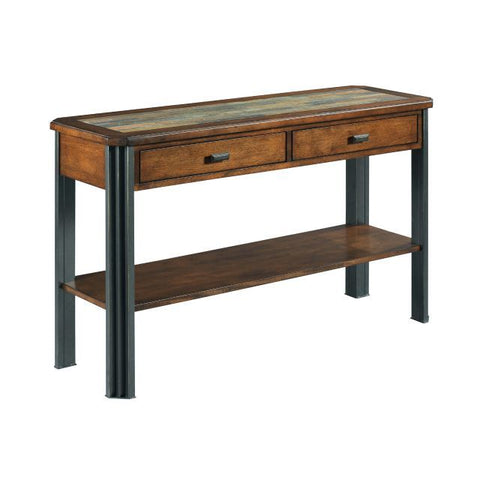 Hammary Slaton-The Hamilton Sofa Table