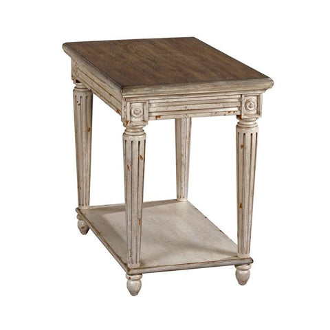 Hammary Southbury Charging Chairside Table