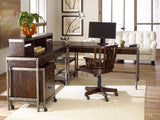 Hammary Structure Office Desk Hutch