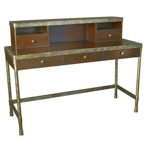Hammary Structure Office Desk w/ Hutch