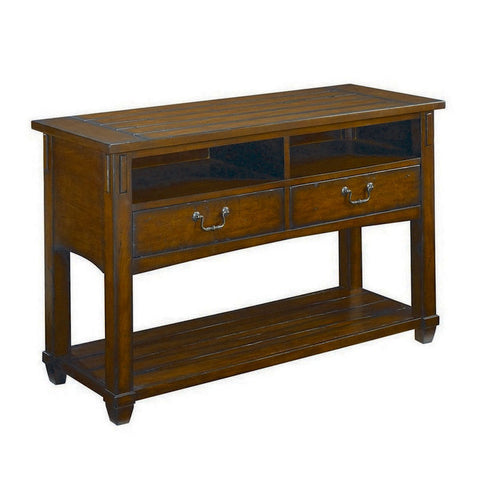 Hammary Tacoma Rectangular Console Table