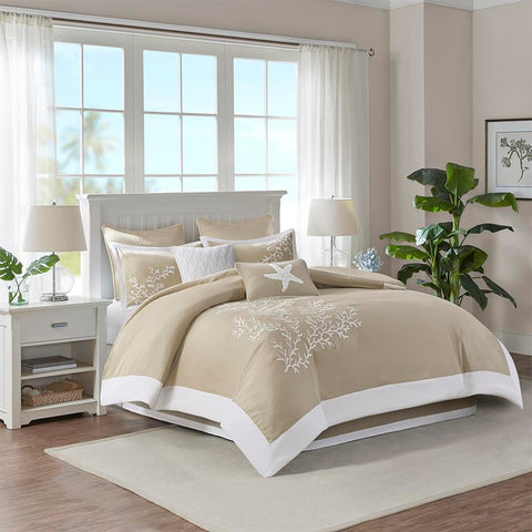 Harbor House Coastline 6 Piece Comforter Set Full
