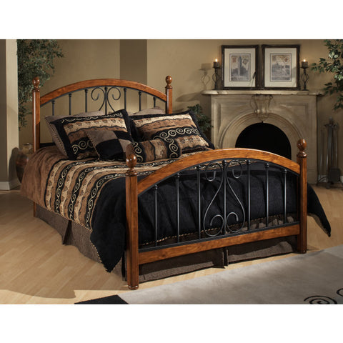 Hillsdale Burton Way Poster Bed