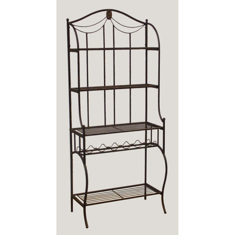 Hillsdale Camelot Bakers Rack