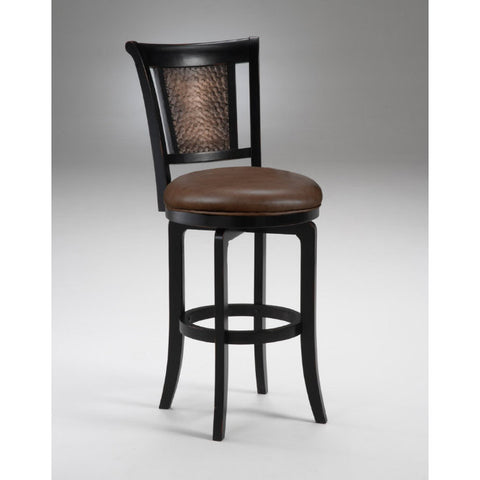 Hillsdale Cecily Swivel 30.5 Inch Barstool