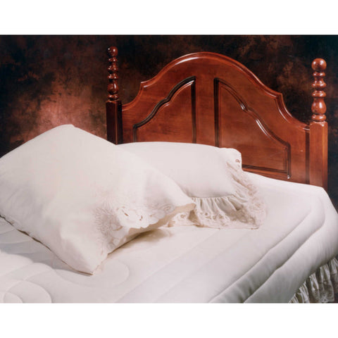 Hillsdale Cheryl Panel Headboard w/ Rails